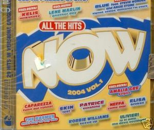 ALL THE HITS NOW 2004 -2CD (CD)