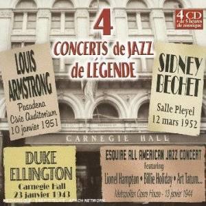 100 CONCERTS DE JAZZ DE L?GEND IMPORT (CD)