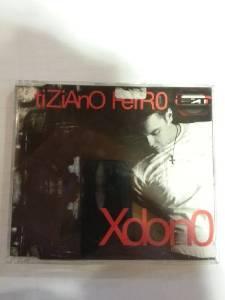 TIZIANO FERRO - XDONO (CD)
