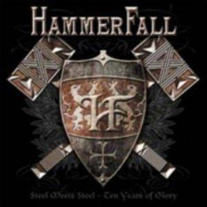 HAMMERFALL - STEEL MEETS STEEL -2CD (CD)