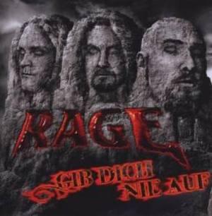 RAGE - CARVED STONE + GIB DICH NIE AUF -2CD (CD)