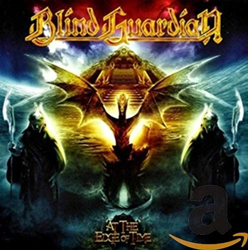 BLIND GUARDIAN - AT THE EDGE OF TIME (CD)