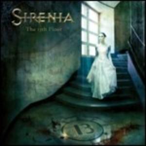 SIRENIA - THE 13TH FLOOR (CD)