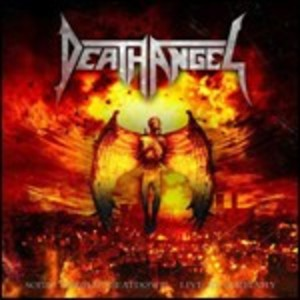 DEATH ANGEL - SONIC GERMAN BEATDOWN. LIVE IN GERMANY DEATH ANGEL
