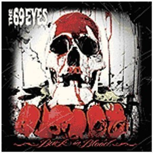 69 EYES - BACK IN BLOOD (CD)