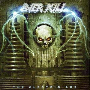 OVERKILL - ELECTRIC AGE (CD)