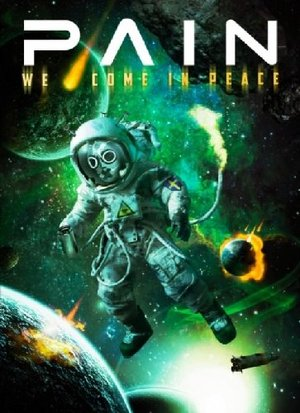 PAIN - WE COME IN PEACE (DVD+2 CD) (DVD)