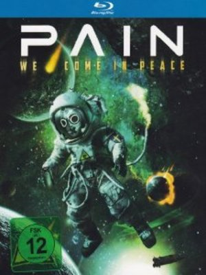 PAIN - WE COME IN PEACE - (LIMITED EDITION) -CD+BR
