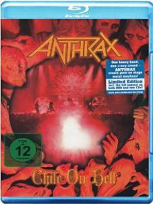 ANTHRAX - CHILE ON HELL (+2CD)