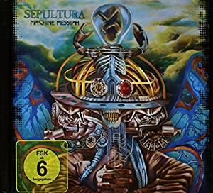 SEPULTURA - MACHINE MESSIAH (CD)