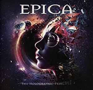 EPICA - THE HOLOGRAPHIC PRINCIPLE -2CD DIGIPACK (CD)