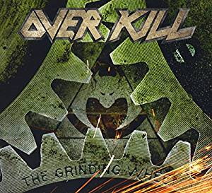 OVERKILL - THE GRINDING WHEEL (LTD.DIG.EDT.) CD (CD)