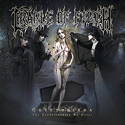 CRADLE OF FILTH - CRYPTORIANA THE SEDUCTIVENES OF DECAY (CD)