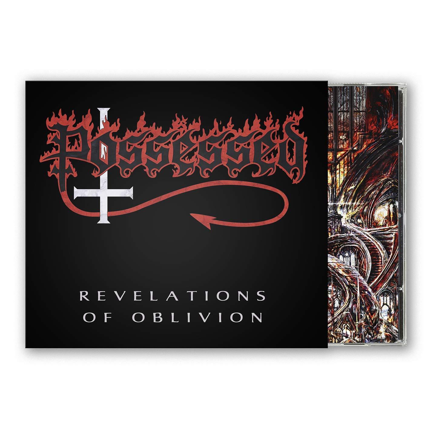 POSSESSED - REVELATIONS OF OBLIVION (CD)