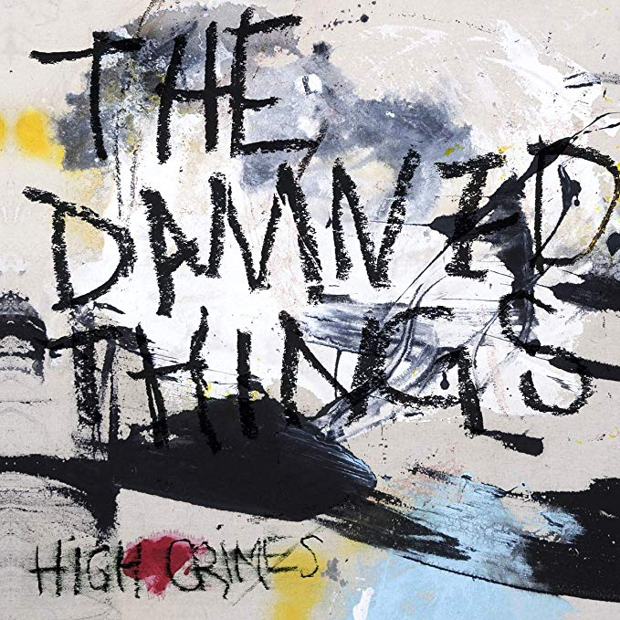 DAMNED THINGS (THE) - HIGH CRIMES (CD)