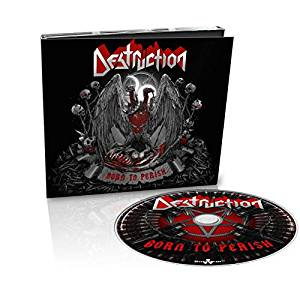 DESTRUCTION - BORN TO PERISH (CD)