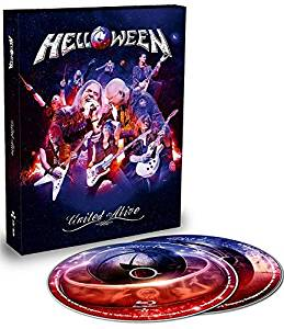 HELLOWEEN - UNITED ALIVE IN MADRID -2BD