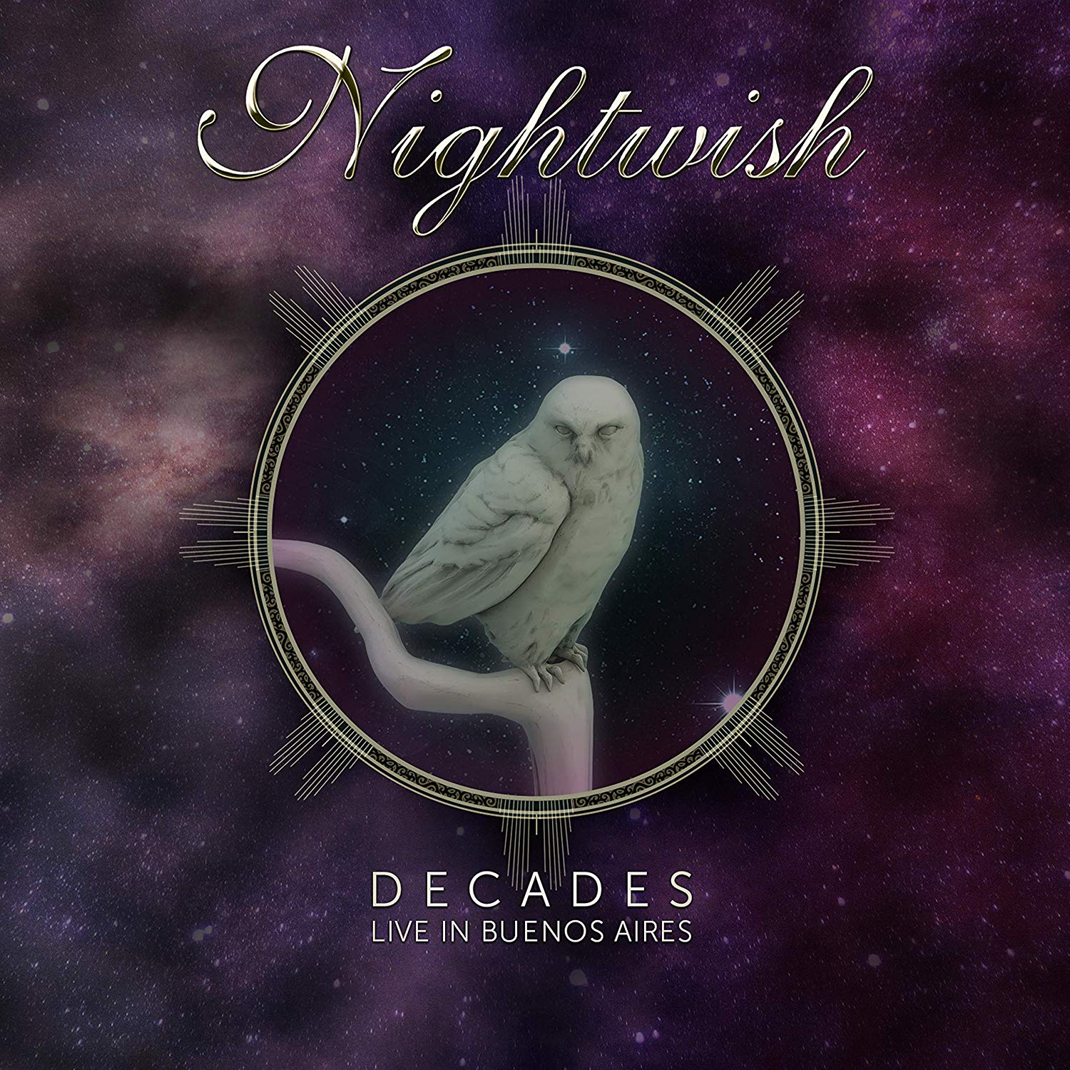 NIGHTWISH - DECADES: LIVE IN BUENOS AIRES (2 CD) (CD)