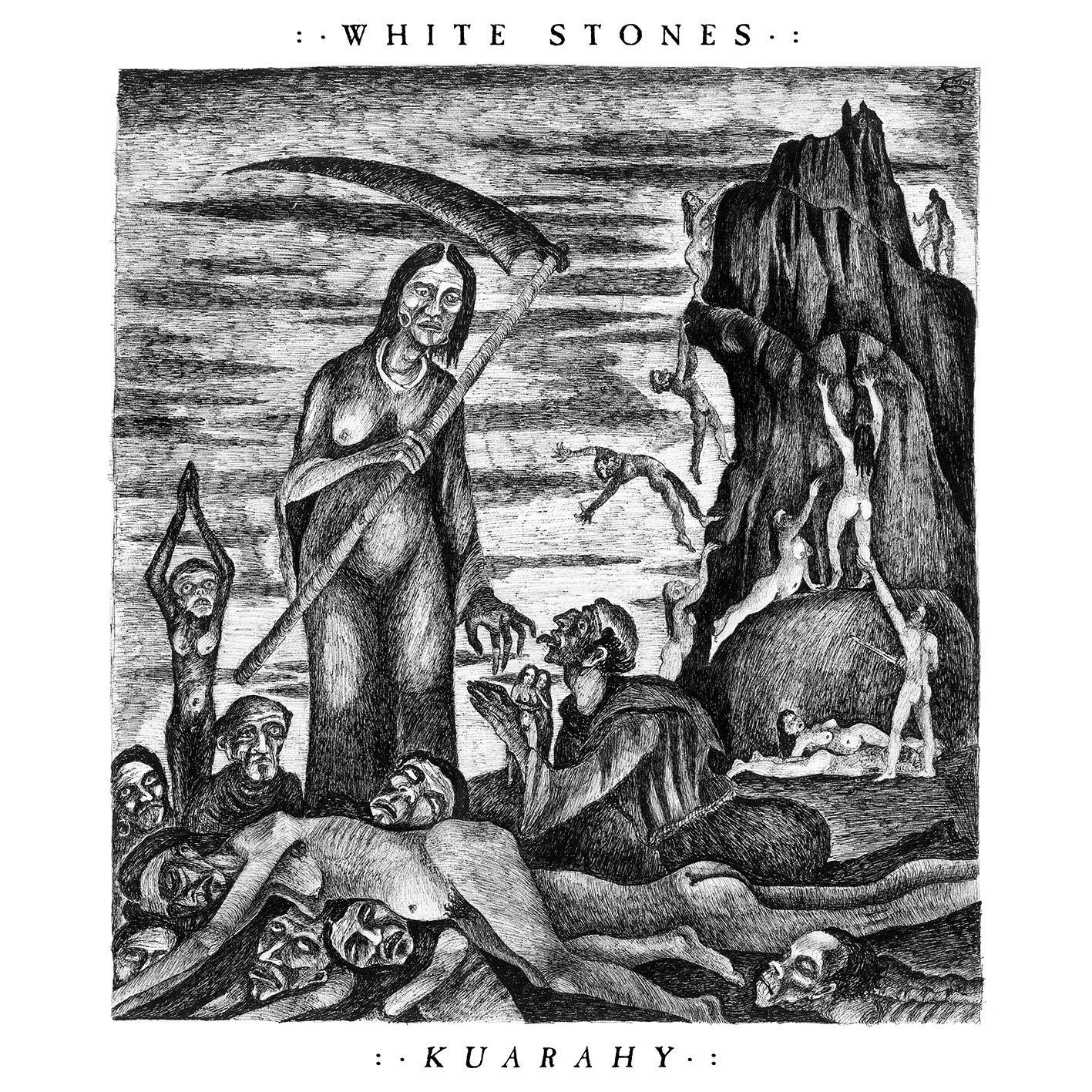 WHITE STONES - KUARAHY (CD)
