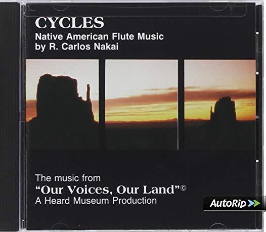 NAKAI, R CARLOS - CYCLES (CD)