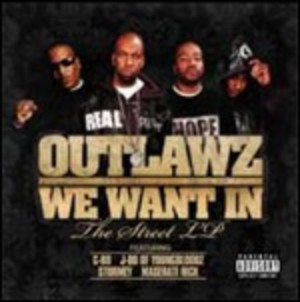 OUTLAWS - WE WANT IN THE STRRE LP (CD)