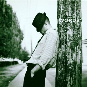 TONY RICH - WORDS (CD)