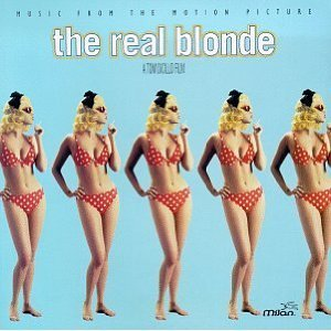 THE REAL BLONDE (CD)