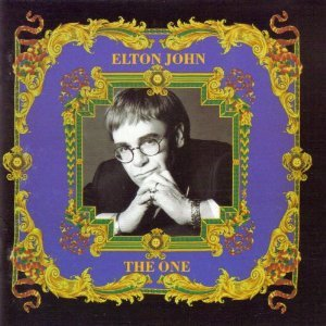 ELTON JOHN - THE ONE (CD)