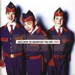 INXS - WELCOME TO WHEREVER YOU ARE (CD)