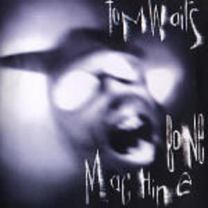 BONE MACHINE (CD)