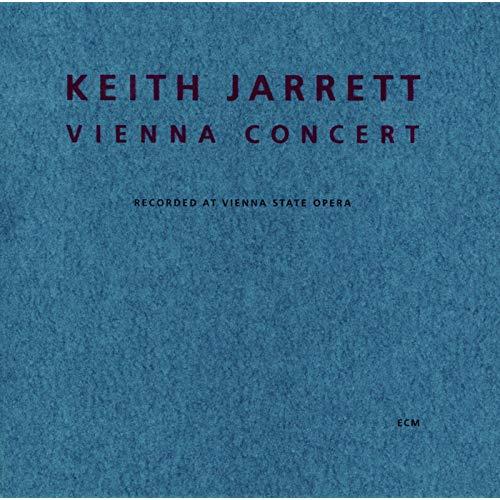 KEITH JARRETT - VIENNA CONCERT (CD)