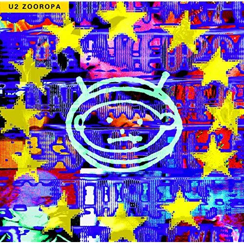 U2 - ZOOROPA (CD)