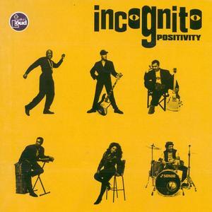 INCOGNITO - POSITIVITY (CD)