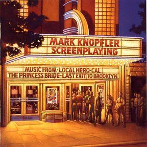 MARK KNOPFLER - SCREENPLAYNG (CD)