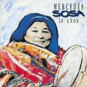 MERCEDES SOSA - 30 ANOS (CD)