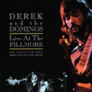 DEREK AND THE DOMINO - LIVE AT THE FILLMORE -2CD (CD)