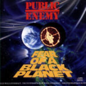 PUBLIC ENEMY - FEAR OF A BLACK PLANET (CD)