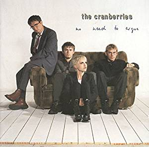 CRANBERRIES - NO NEED TO ARGUE (CD)