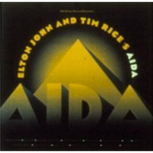 AIDA BY -ELTON JOHN AND TIME RICE (CD)