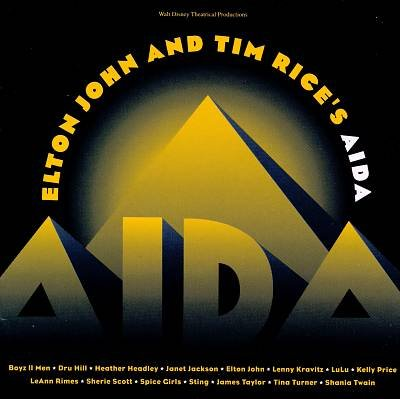 AIDA BY ELTON JOHN (MC)