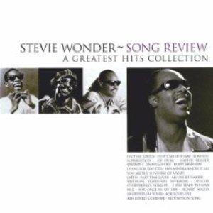 STEVIE WONDER - SONG REVIEW (CD)