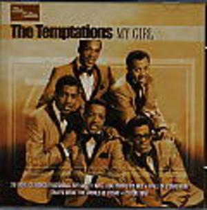 TEMPTATIONS - MY GIRL (CD)