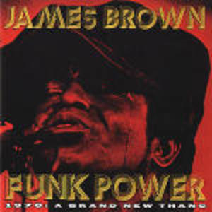 FUNK POWER 1970 A BRAND NEW THANG (CD)