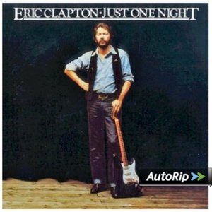 ERIC CLAPTON - JUST ONE NIGHT -2CD (CD)
