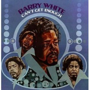BARRY WHITE - CAN'T GET ENOUGH (CD)