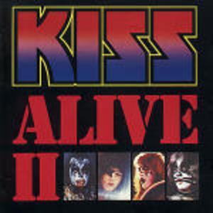 ALIVE II KISS RMX 2CD (CD)