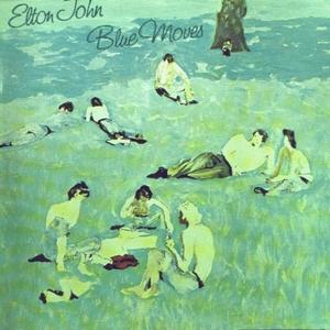 BLUE MOVES (REMASTERED) (CD)