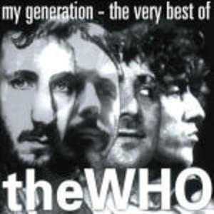 MY GENERATION THE VERY BEST OF THE WHO (CD)
