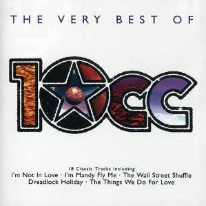 10CC - THE VERY BEST OF 10 CC (CD)