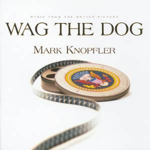 WAG THE DOG BY MARK KNOPFLER (CD)